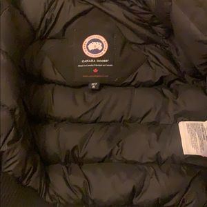 Canada goose coat for little girl size 6